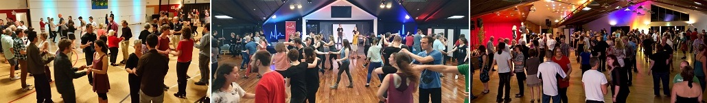 Fun social dance classes